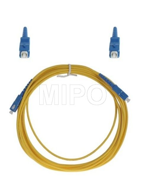 Kabel Fiber Optic SC-SC 5 meter