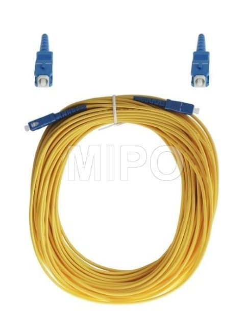 Kabel Fiber Optic SC-SC 20 meter