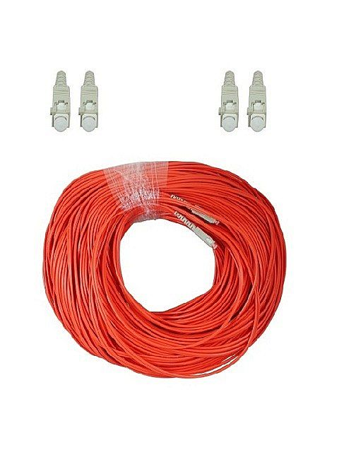 Kabel Fiber Optic Multimode SC-SC 100 meter