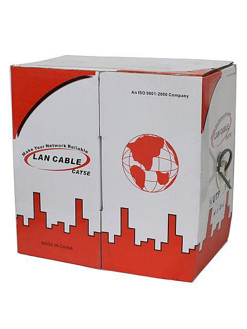 Kabel UTP LAN Cat5e 1Box 300 meter High Quality